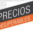 PRECIOS INSUPERABLES